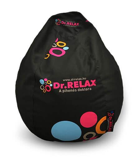 Dr.Relax Design Limited Babzsák-Fekete