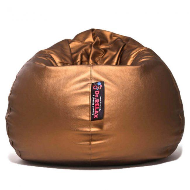 Dr.Relax Basic babzsák bronz