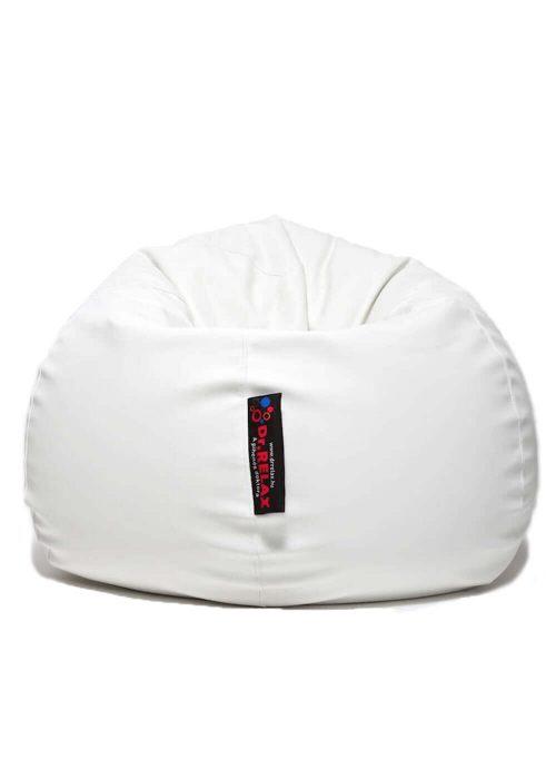 Dr.Relax Basic babzsák fehér