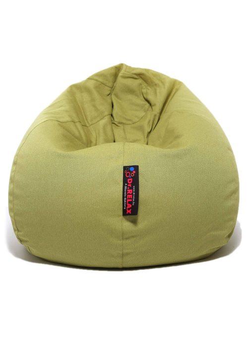 Dr.Relax Basic babzsák zöld