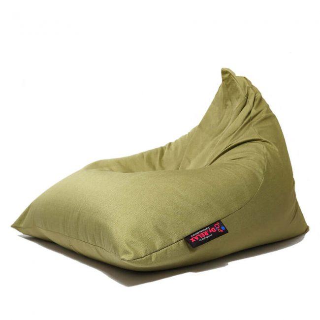 Dr.Relax Chill Bútorszövet Babzsákfotel zöld