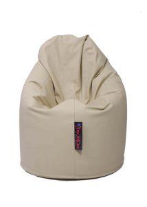 Dr.Relax Comfort babzsák textilbőr - bézs