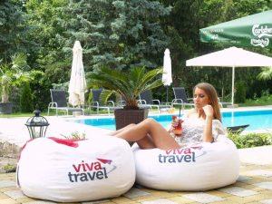 Dr.Relax Viva Travel Babzsák