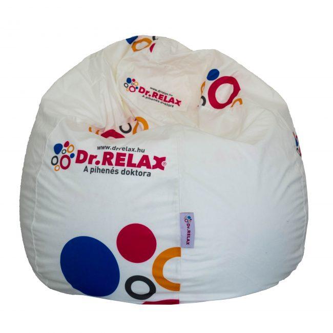 Dr.Relax Design Limited babzsák Fehér