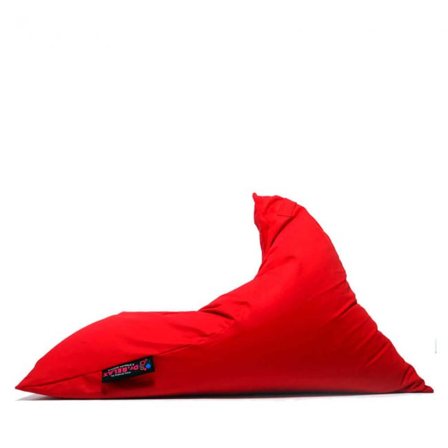 Dr.Relax Gamer babzsákfotel piros