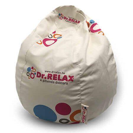 Dr.Relax Design Limited Babzsák-Fehér
