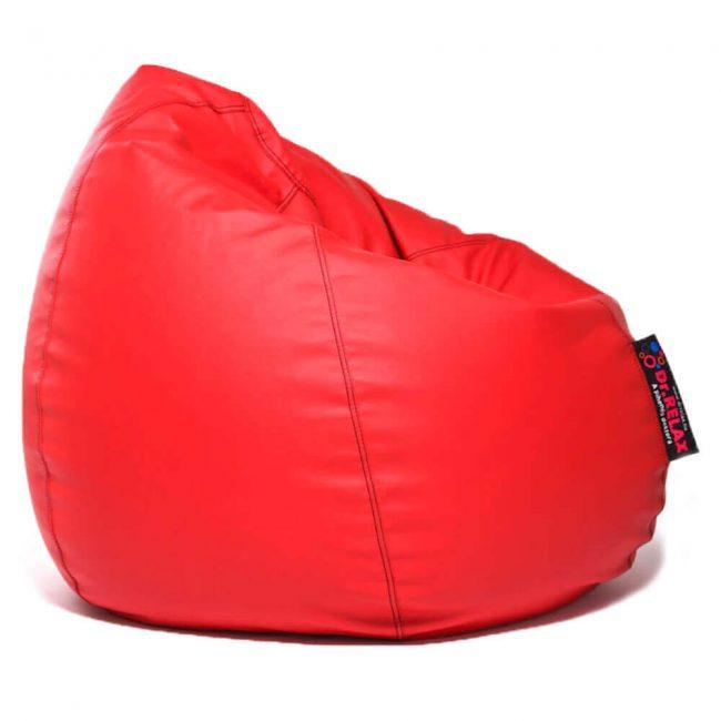 Dr.Relax Basic babzsák piros