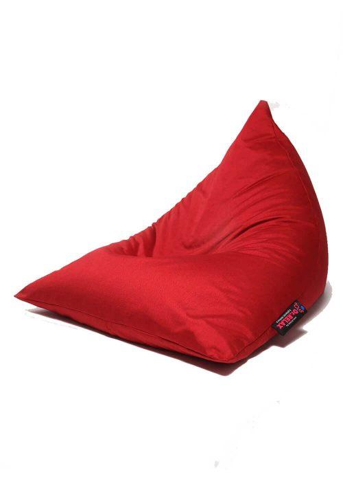 Dr.Relax Chill Bútorszövet Babzsákfotel Piros