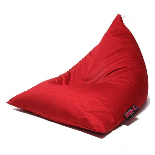 Dr.Relax Chill Babzsákfotel Bútorszövet Piros