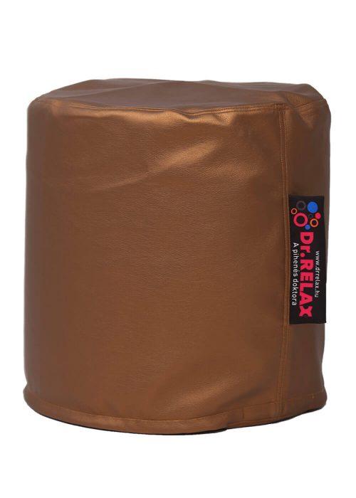 Dr.Relax Comfort babzsák textilbőr - Bronz