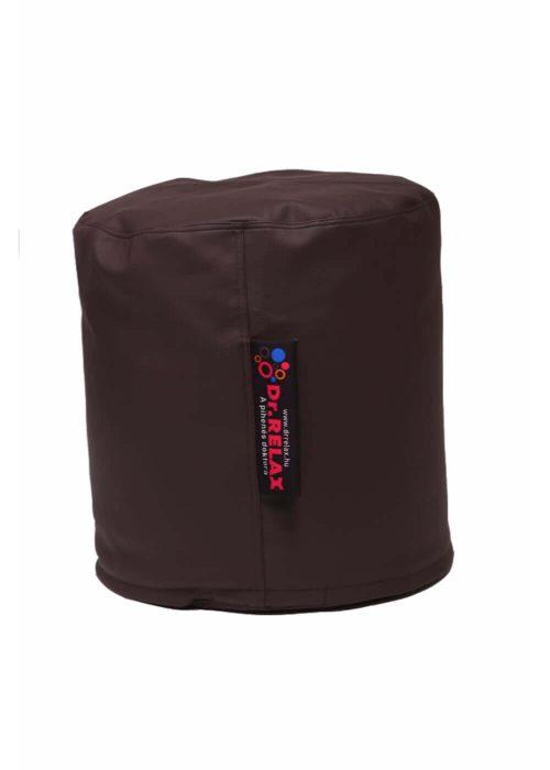 Dr.Relax Comfort babzsák textilbőr - sötétbarna